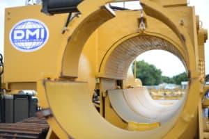 DMI International Pipe Bending Machine Bending Set and Die