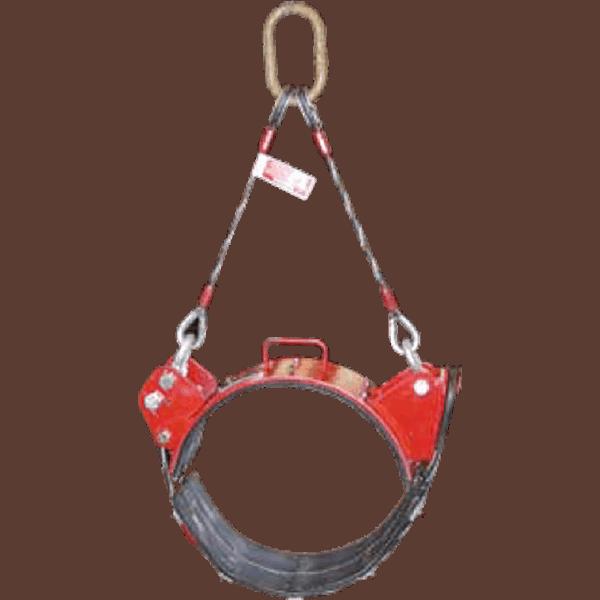 DMI International Steel Lined Choker Belt