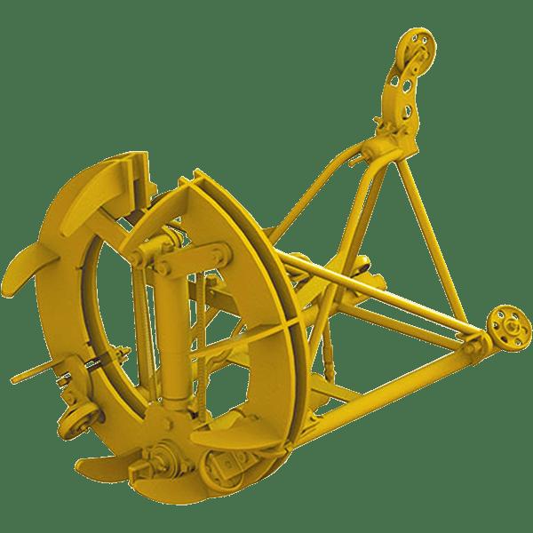 DMI International Hydraulic Internal Lineup Clamp