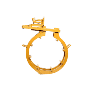 DMI International External Hydraulic Lineup Clamp