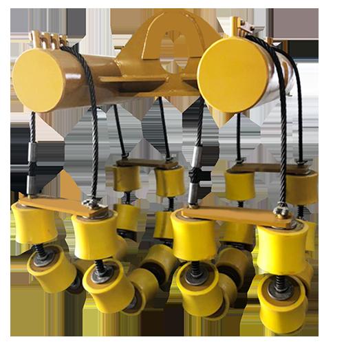 DMI International Dual Head Roller Cradle