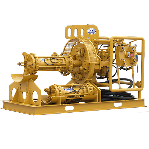 DMI International Pipe Facing Machine