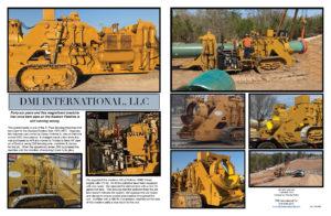 Pipeline Bending Machine Restoration